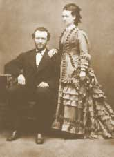 Eliza and Dan Callahan