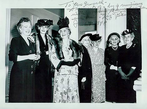 Nevada's First Ladies: Pittman, Griswold, Oddie, Boyle, Dickerson, Carville, Scrugham