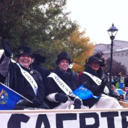 Nevada Day Parade – 2014