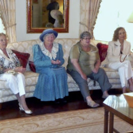 Ladies in Waiting – Pink Tea 2012