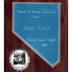 1990 Jean Ford – Friends of Nevada Wilderness