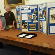 NWHP Display – Jon, Mary Lee, and Christianne